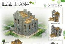 Minecraft / 6 летняя девочка занимается архитектурой изучает игры и программы от детских до профессиональных, работает в стиле реального времени (визуализации), результат мы получаем сразу и если что то не нравится, то тут же переделываем. Это достаточно здорово работа выполняется поэтапно как при настоящем строительстве. Ссылка на портфолио www.zlatanna.com