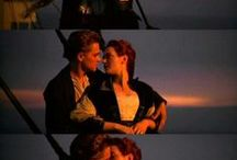 Titanic The Movie's / The very 1st Titanic movie I saw was with Clifton Webb and Babara Stanwyck. It left a astounding effect on me as a small child. I will try to find the older Titanic movies. / by Marylou Strosser