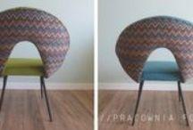 Pracownia Foteli / Wrocławska pracownia zajmująca się renowacją mebli tapicerowanych. W naszej ofercie są również zaprojektowane przez nas stoliki kawowe i wyremontowane fotele rodem z prlu. Oferta asorotymentu ciągle się powiększa, a nasze pomysły są coraz śmielsze :)