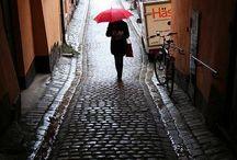 Fotografier / Speciella bilder från Göteborg och från Tornhuset.