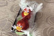 Crazy ducks / Plastankor