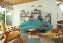 Fifties interior inspiration