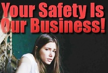 Personal Safety Tips / by Safety By H.com