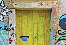 Doors Graffiti