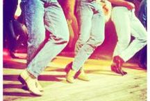 Boot Scootin' Boogie / Line Dance and Two steppin'!