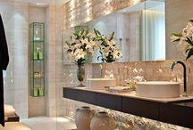 Bathroom organization...Easy and cheap / Ideas para organizar todo en tu baño.