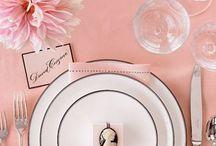 Wedding party style / Table coordination, lighting, & etc. / by Yukiko