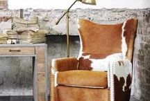 Home Decorating / Decorating with a western chic flair.