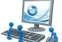 دورات الحاسب الآلي  / ويشتمل هذا البرنامج على العديد من برامج الحاسب الآلي