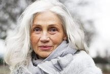 Over 50 is the New Gorgeous! / Stunning Beautiful People over 50