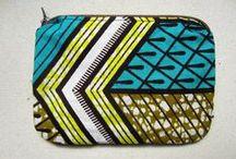CéWax - Trousses tissu wax africain / Trousses et pochettes à fermeture éclaire zip en tissu wax africain. Pièces uniques et fabriquées à la main en France. Retrouvez les créations ethnique, tendance tribale de CéWax en boutique: http://cewax.alittlemarket.com http://www.facebook.com/cewax86 african prints pattern fabrics, kitenge, kanga, pagne, mudcloth, bazin, Style ethnique, tribal, #wax, #ankara, #kente, #bogolan, #Africanprintfashion, #ethnotendance,