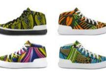Basket imprimés africains colorés / Sélection de sneackers basket de style ethnique, tendance tribale. Retrouvez tous les articles sur la mode afro sur le blog de CéWax: http://cewax.wordpress.com/ et des sacs et bijoux ethniques en boutique: http://cewax.alittlemarket.com. african prints pattern fabrics, kitenge, kanga, pagne, mudcloth, bazin, Style ethnique, tribal, #wax, #ankara, #kente, #bogolan, #Africanprintfashion, #ethnotendance,