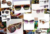 Lunettes, poussettes, montres, parapluies, éventails imprimés afro ethniques / Lunettes de soleil et montres aux imprimés ethniques et tissus africains sélectionnées par CéWax - Retrouvez toute la mode afro sur le blog : http://cewax.wordpress.com/ African prints glasses and watches african prints pattern fabrics, kitenge, kanga, pagne, mudcloth, bazin, Style ethnique, tribal, #wax, #ankara, #kente, #bogolan, #Africanprintfashion, #ethnotendance,