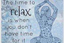 I Love Yoga / Living a yoga lifestyle, Yoga Asanas and Mantras to live by.