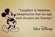 I love all things Disney / Reminds me of my childhood! I will never be too old for Disney!