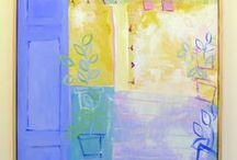 Artista pintor Marga Miret