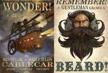 Бородач и усач. / Доска о бородах, бородачах и усачах.Стильных бритвах и приблудах для усов и бород.
