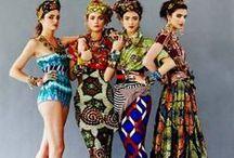 Les 25 plus belles robes en tissus africains / african prints pattern fabrics, kitenge, kanga, pagne, mudcloth, bazin, Style ethnique, tribal, #wax, #ankara, #kente, #bogolan, #Africanprintfashion, #ethnotendance,