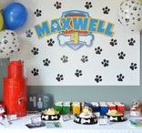 PAW PATROL BIRTHDAY PAWTY / Tons of Adorable ideas to have your PAW PATROL party