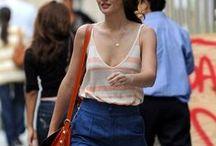 Blair Waldorf Outfits!