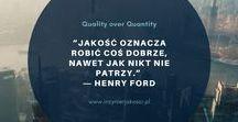 Zarządzanie jakością / Jakość w najlepszym wydaniu. Wszystko o zarządzaniu jakością