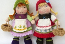 Knitting and Crochet / Knitting and crochet patterns on Etsy with instant digital download delivery from CraftHub.me.