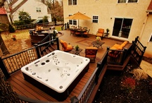 Hot Tubs / Pool Decks - Patios