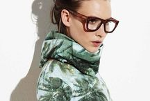 natural selection / eyewear inspired by nature   wood, animal prints, earth tones