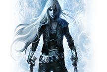 Fantasy/females/faeries / by Helen Findlay