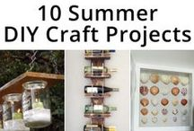 DIY  / Arts, crafts, and other fun projects that you can do yourself.