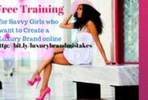 Create a Luxury Brand / Mentoring and Coaching Tips for Creating a Luxury Brand.   Ready to #Upgrade? CodePink Society is for women like you. Visit http://upgradeyourbrand class.com / by Pink Label & A Day in My Life