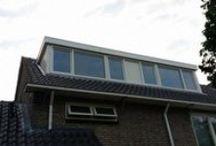 Dakkapel Harderwijk / Plaatsing kunststof dakkapel van 7.000 x 1.500 mm. te Harderwijk