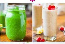 Juice, Smoothies, Detox Water or Infused Water