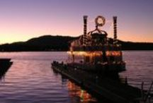 Big Bear Lake / Make Big Bear Lake your spring and summer destination with all of these fun activities!