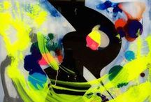 Abstract art / Abstract paintings