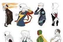 illustration _ Personnage