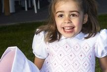 Niños / Telas suaves, caricias de bebé. Siente el calor y la belleza de estas prendas realizadas para que nuestros niños se sientan felices.