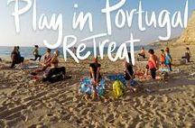 WELLNESS RETREATS / Active adventure retreats! Yoga, Surf, SUP, Hike, Sun and Fun!