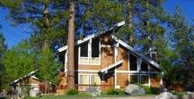 Cool Oktoberfest Cabins / Walk to the festivities from these Cool Cabins and enjoy Big Bear Lake's 47th Annual Oktoberfest. Food - Beer - Fun!