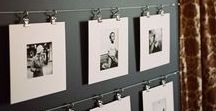 Gallery Display Ideas / Portable and inexpensive fine art photo displays