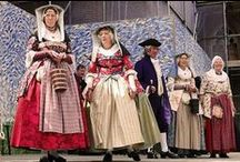 Germanic Dutch: NL Zaanstreek / Dutch Traditional Costumes of the Zaanstreek