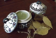 Polkadottery / the home of the finest hand made polka dot and vintage design Polish pottery