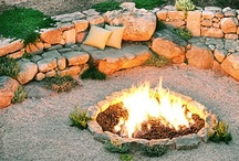 Fire Pits / by Sally Morrison