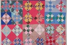 Quilts - Ephemera and Antique Quilts / by Carol Bornsheuer