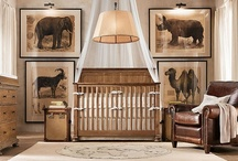 Nursery Ideas / by Ashley Buford