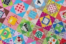 Quilts - I Love Them Scrappy / by Carol Bornsheuer