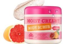 Hands & Body / Very sweet handcreams and moisturizing body lotions.