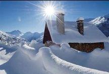 WINTER | GALABIER THABOR / Valloire en Valmeinier liggen in het meest zuidelijke puntje van de Savoie, op de grens van de noordelijke en zuidelijke Alpen. Voordelen van deze geografische ligging zijn de de fantastische poedersneeuw van de Noord-Alpen en de zon uit het zuiden!   Het skigebied van GALIBIER-THABOR bestaat uit 150 km gemarkeerde pistes, die zich uitstrekken over 4 bergflanken. Het skigebied GALIBIER-THABOR, is uiteraard genoemd naar de twee bekende bergtoppen, beiden met een hoogte boven de 3000 meter.