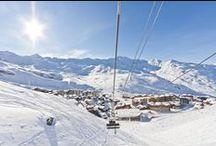 WINTER | LES 3 VALLEES / Les 3 Vallees is het grootste aaneengesloten skigebied van Europa (gemeten in oppervlakte). Val Thorens, Les Menuires en La Tania maken samen met de plaatsen Meribel, Brides Les Bains, st Martin de Belleville en Courchevel deel uit van Les Trois Vallées.   Zelfs de meest sportieve skiër heeft aan een week niet genoeg om alle pistes te ontdekken. En dan hebben we het nog niet eens over de bijna oneindige off-piste mogelijkheden!