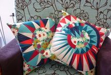 Quilters Smaller Projects - Pillows / by Carol Bornsheuer